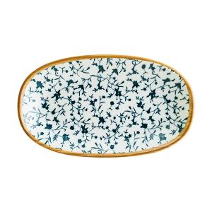 Bonna Calif Gourmet Oval Kayık Tabak 19 X 11 cm