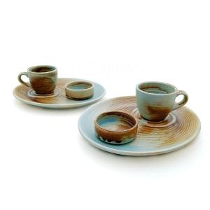 Bonna Coral Kahve Takımı 2 Kişilik