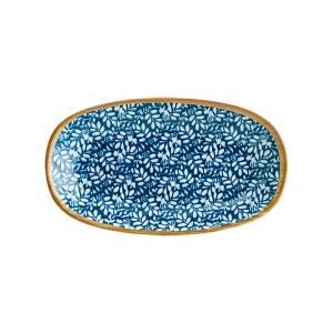 Bonna Lupin Gourmet Oval Kayık Tabak 15 X 8.5 cm