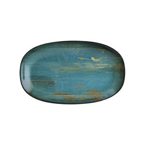 Bonna Madera Mint Gourmet Oval Kayık Tabak 19 X 11 cm