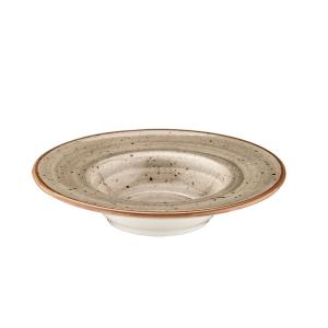 Bonna Terrain Rita Cam Bardak Tabağı 11 cm