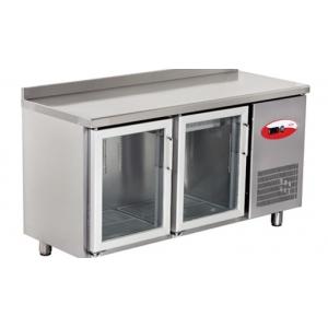 Camlı Tezgah Tipi Buzdolabı