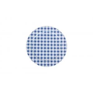 PORLAND BLUE DESEN 3 DÜZ TABAK 16CM