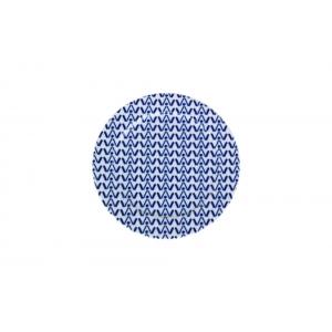 PORLAND BLUE DESEN 5 DÜZ TABAK 16CM