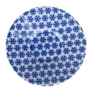 Porland Blue Desen4 Ergonomik Çay Tabağı 12cm