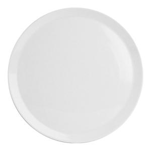 Porland Pisa Beyaz Düz Tabak 28cm
